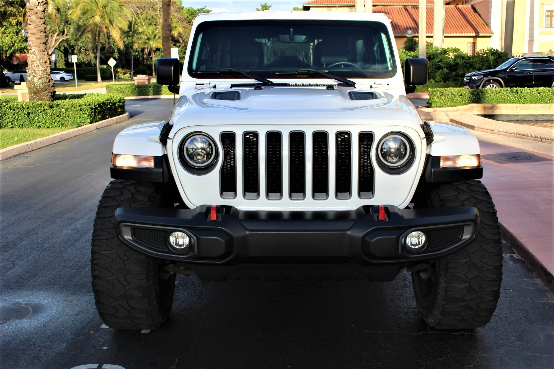 Used 2018 Jeep Wrangler Unlimited Rubicon for sale $48,850 at The Gables Sports Cars in Miami FL 33146 3
