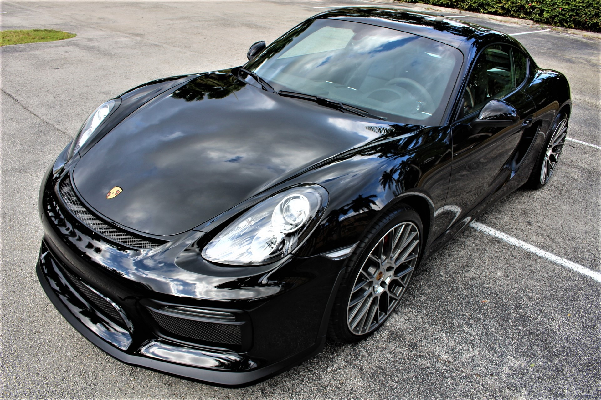 Used 2014 Porsche Cayman for sale Sold at The Gables Sports Cars in Miami FL 33146 2