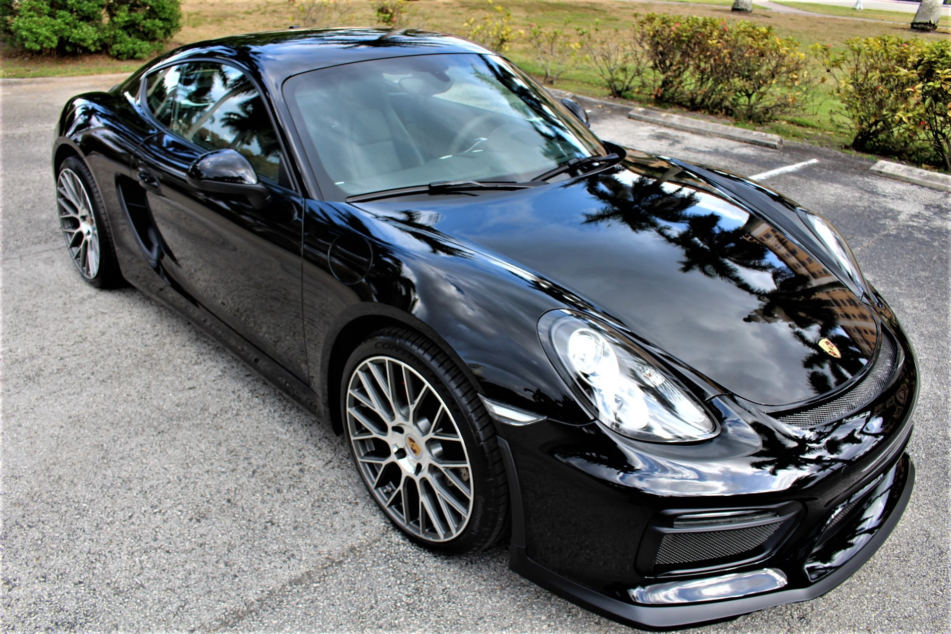 Used 2014 Porsche Cayman for sale Sold at The Gables Sports Cars in Miami FL 33146 1