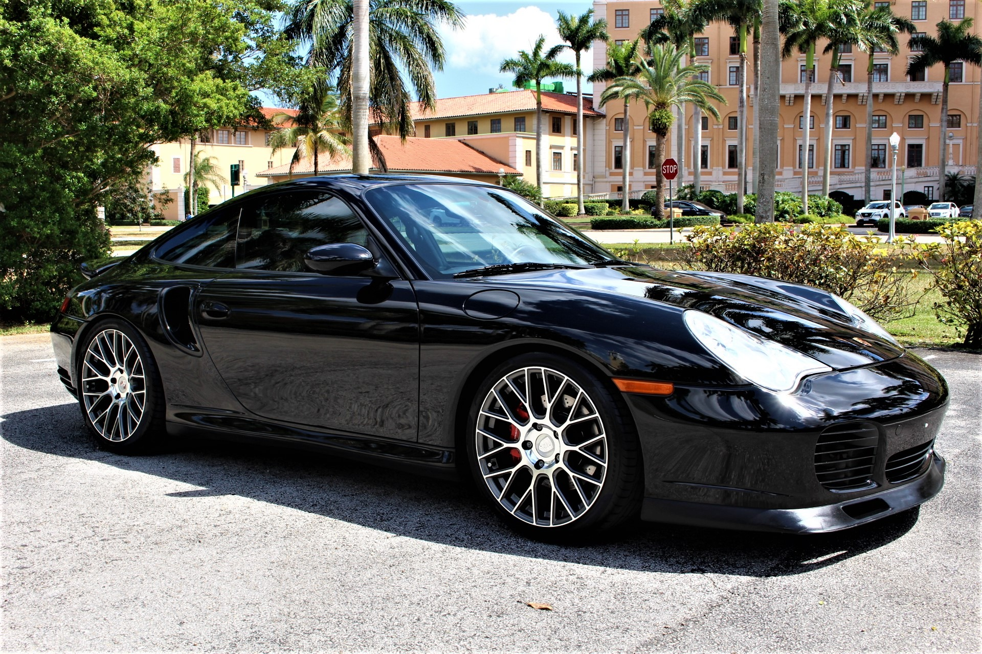 Used 2002 Porsche 911 Turbo for sale $72,850 at The Gables Sports Cars in Miami FL 33146 2
