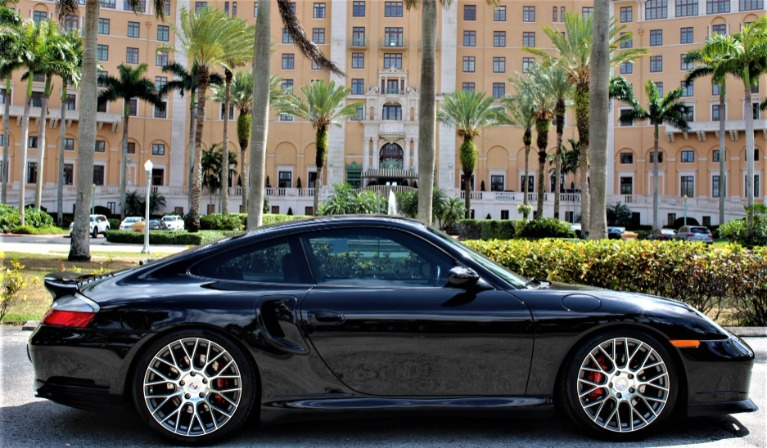 Used 2002 Porsche 911 Turbo for sale $72,850 at The Gables Sports Cars in Miami FL
