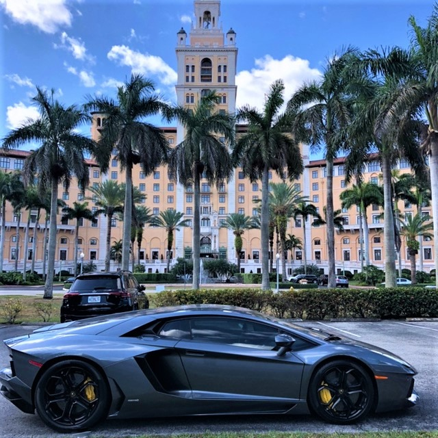 Used 2012 Lamborghini Aventador LP 700-4 for sale Call for price at The Gables Sports Cars in Miami FL 33146 1