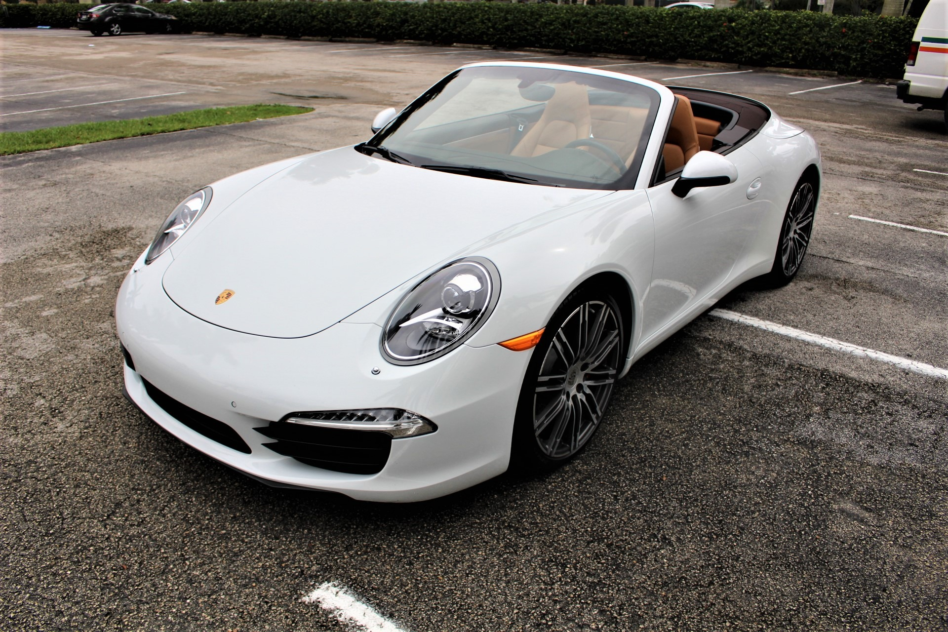 Used 2016 Porsche 911 Carrera S for sale $104,850 at The Gables Sports Cars in Miami FL 33146 4