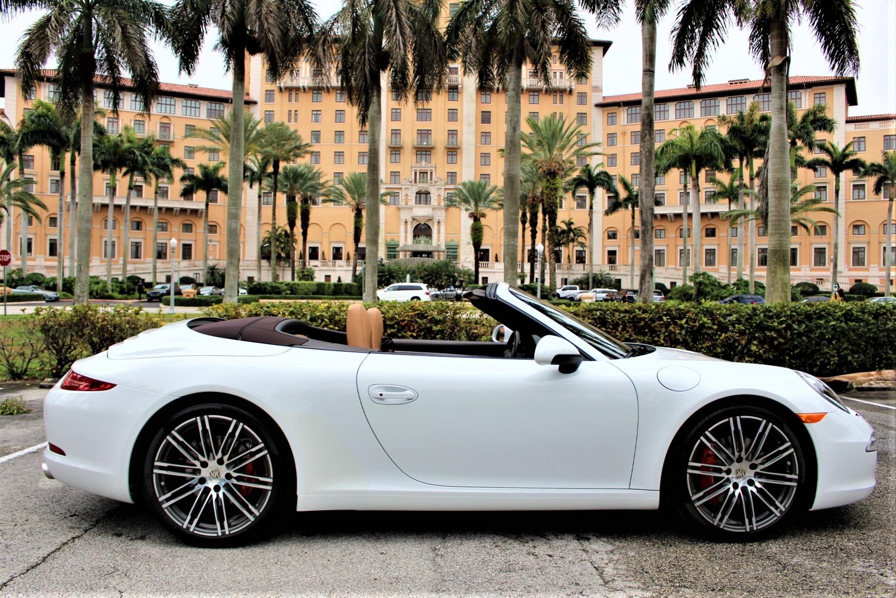 Used 2016 Porsche 911 Carrera S for sale $104,850 at The Gables Sports Cars in Miami FL 33146 1