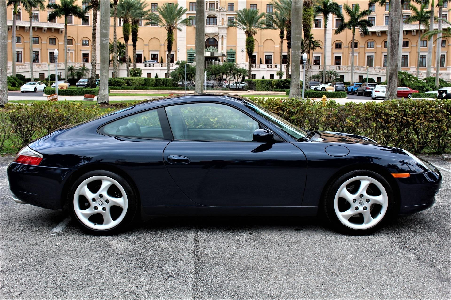 Used 2000 Porsche 911 Carrera for sale $39,850 at The Gables Sports Cars in Miami FL 33146 2