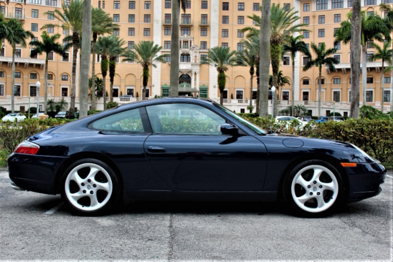Used 2000 Porsche 911 Carrera for sale $39,850 at The Gables Sports Cars in Miami FL