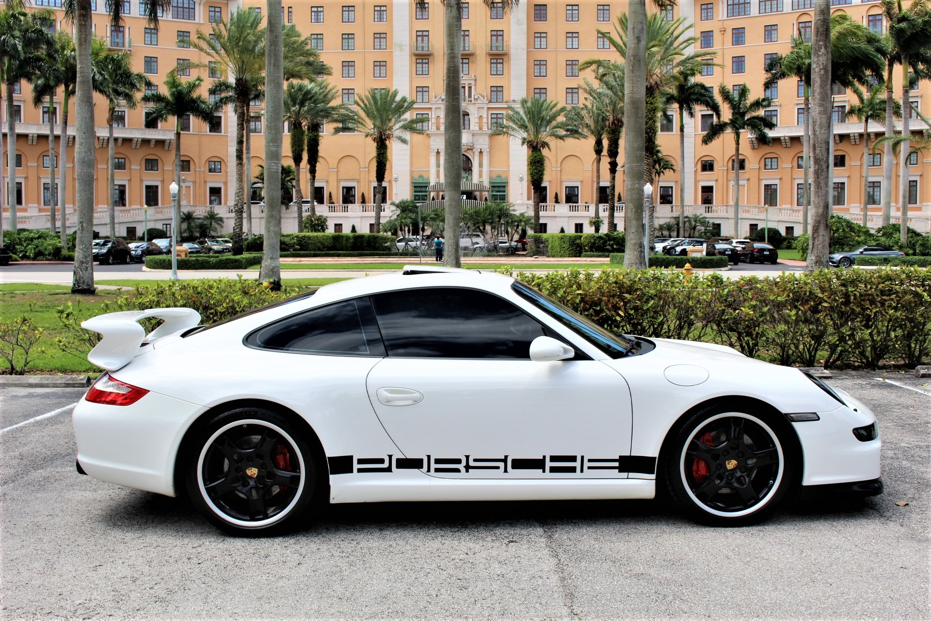 Used 2008 Porsche 911 Carrera S for sale $69,850 at The Gables Sports Cars in Miami FL 33146 3
