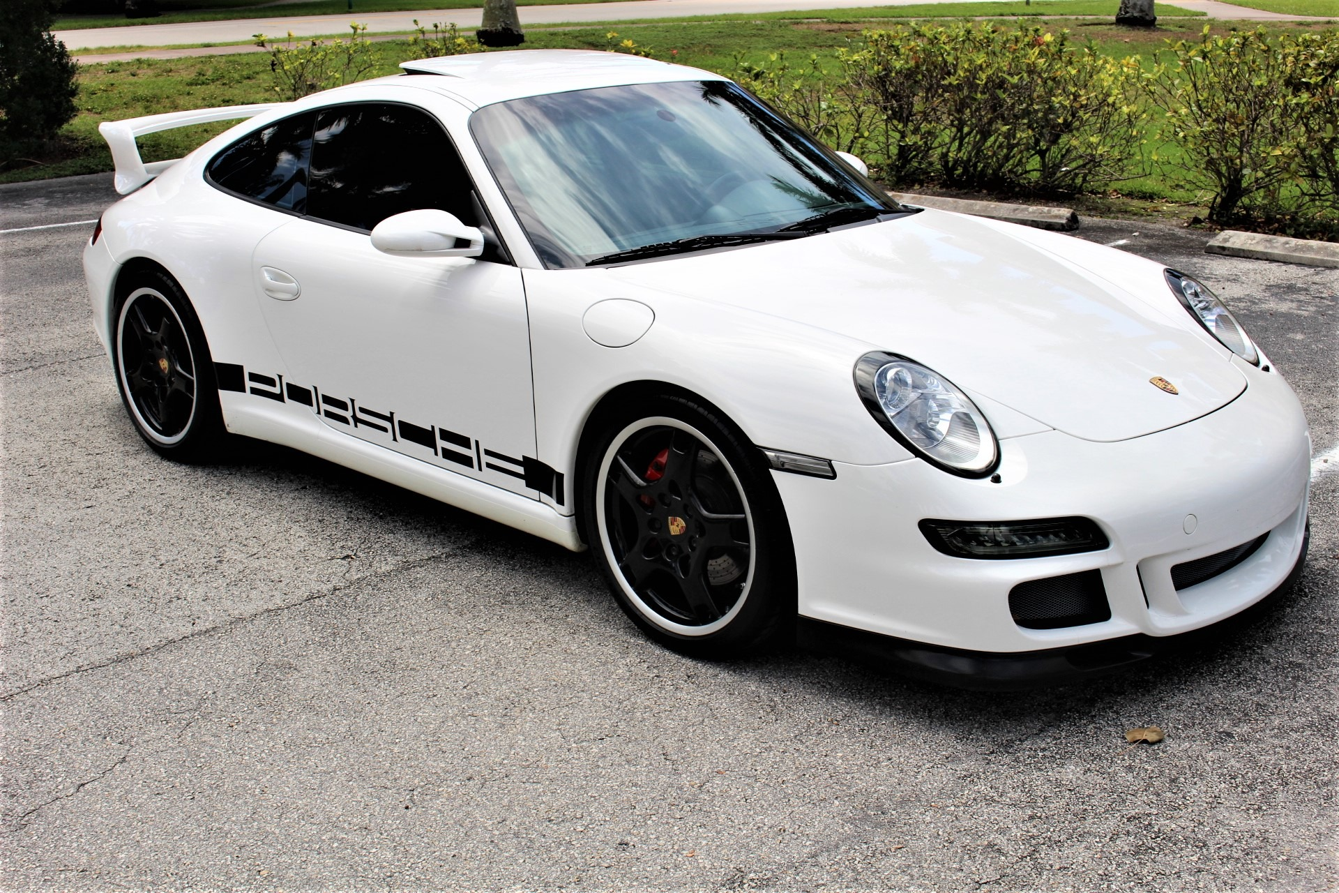 Used 2008 Porsche 911 Carrera S for sale $69,850 at The Gables Sports Cars in Miami FL 33146 1
