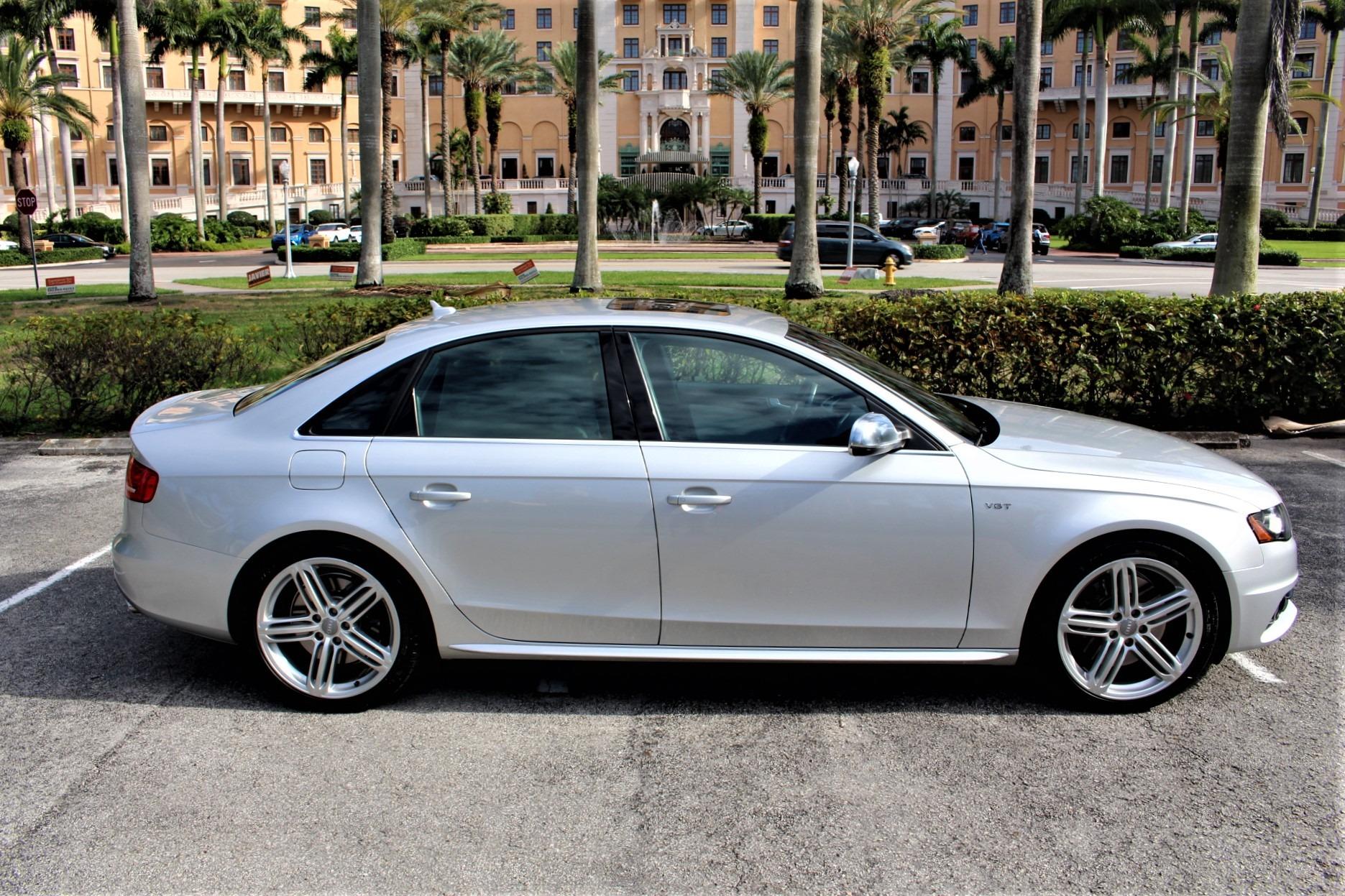 Used 2012 Audi S4 3.0T quattro Prestige for sale $29,850 at The Gables Sports Cars in Miami FL 33146 2