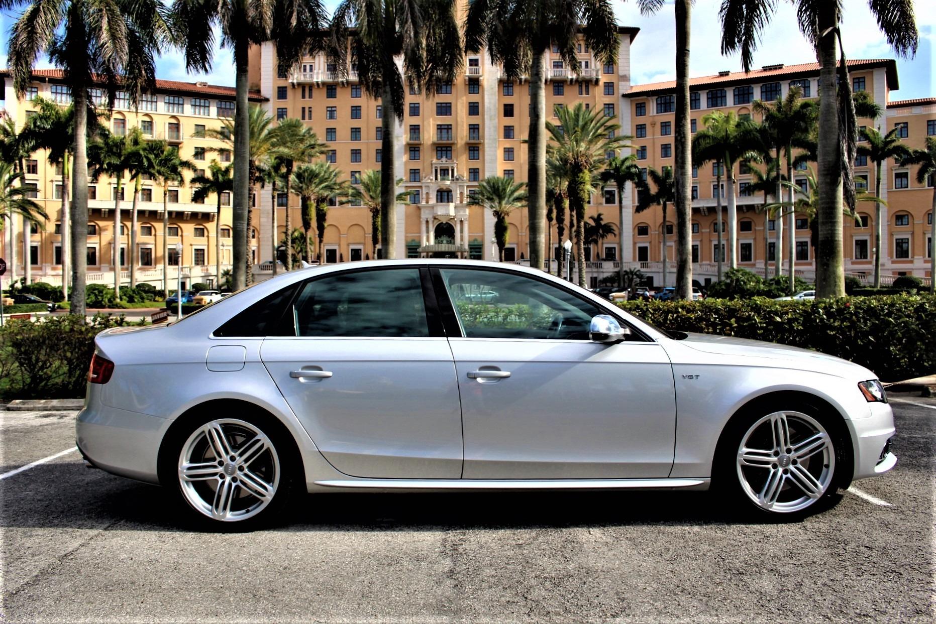 Used 2012 Audi S4 3.0T quattro Prestige for sale $29,850 at The Gables Sports Cars in Miami FL 33146 1