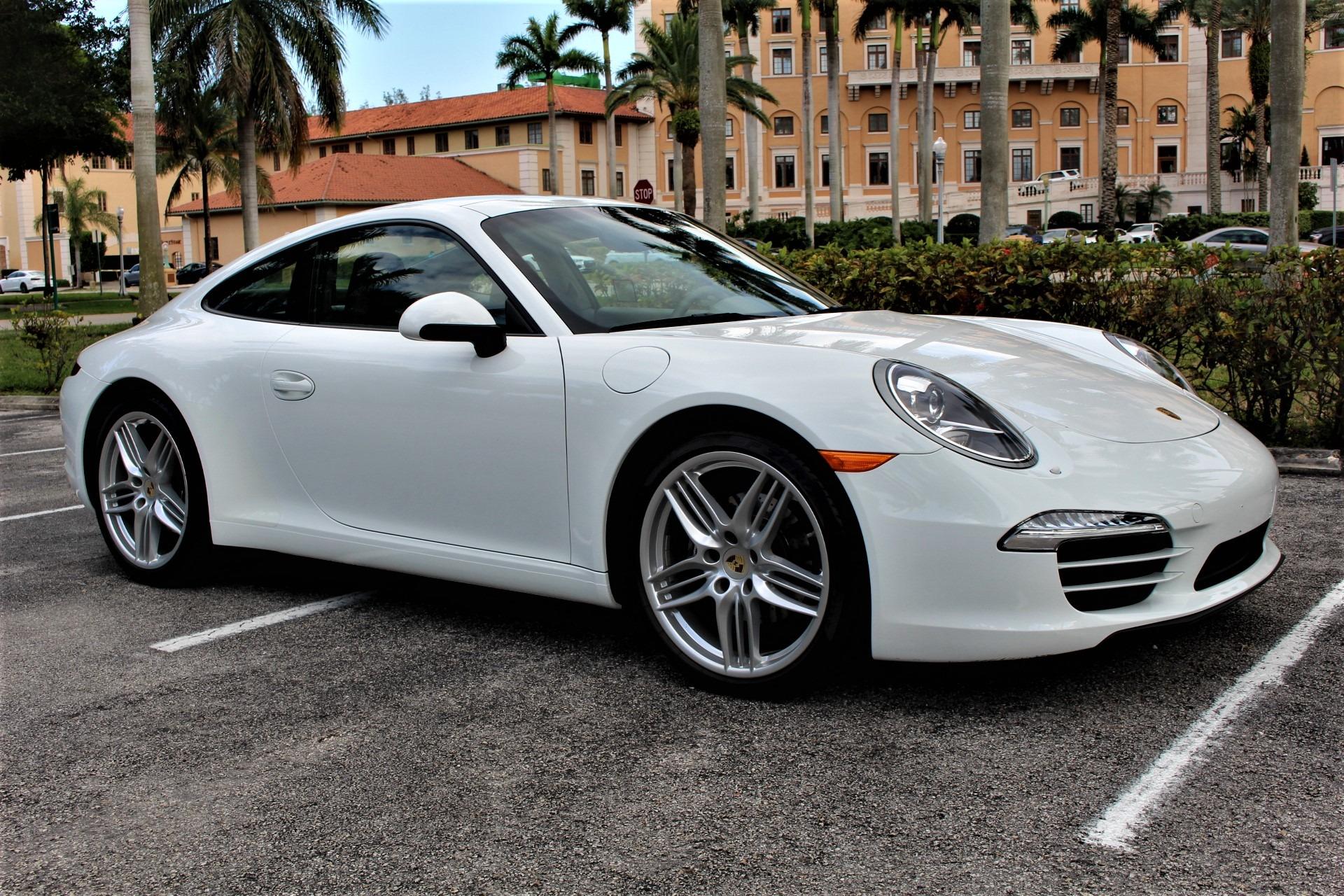 Used 2013 Porsche 911 Carrera for sale $79,850 at The Gables Sports Cars in Miami FL 33146 3