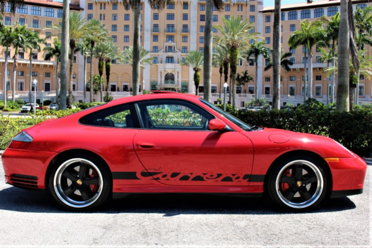 Used 2003 Porsche 911 Carrera 4S for sale $52,850 at The Gables Sports Cars in Miami FL