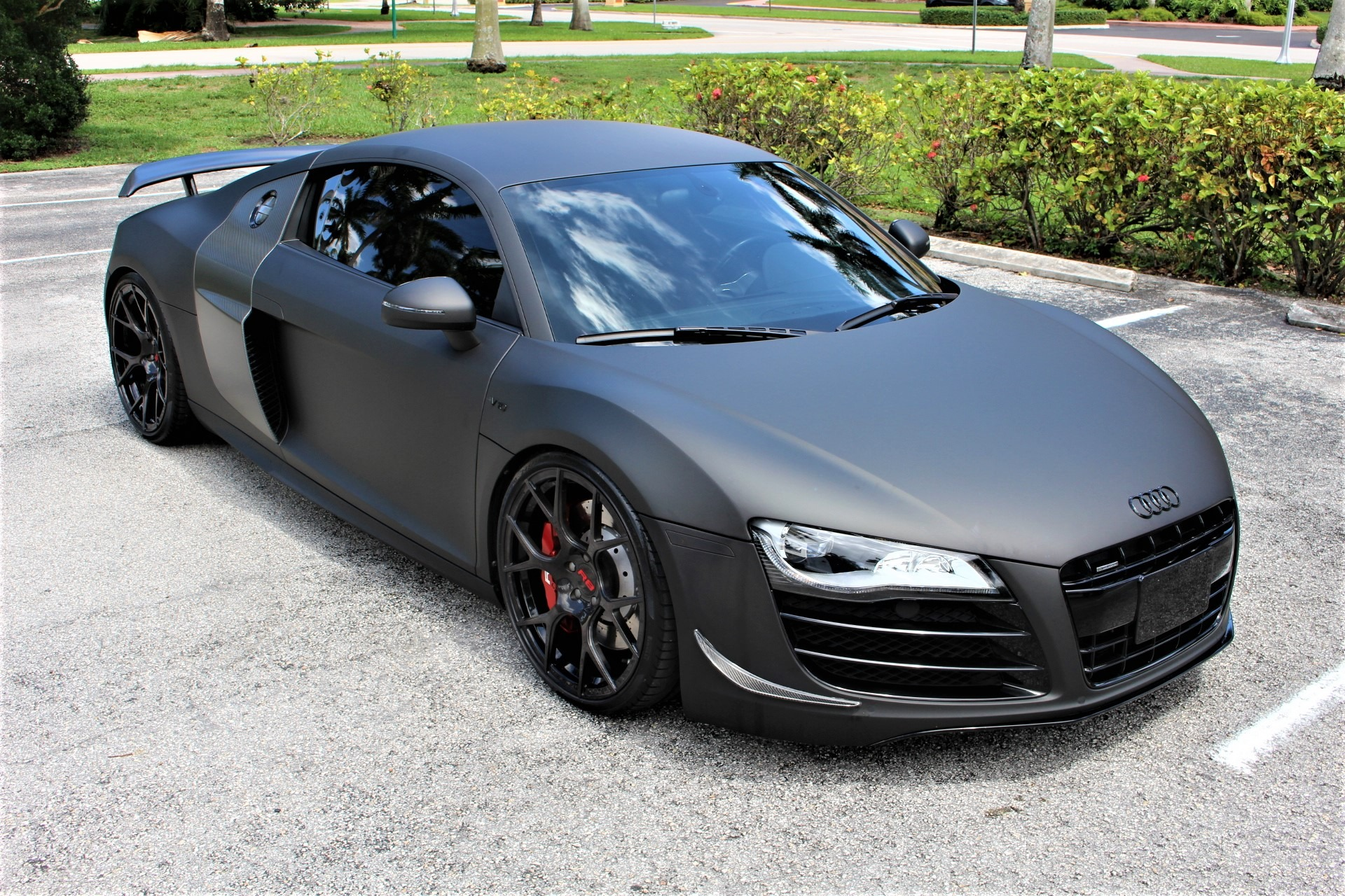 Used 2012 Audi R8 5.2 quattro for sale Sold at The Gables Sports Cars in Miami FL 33146 3