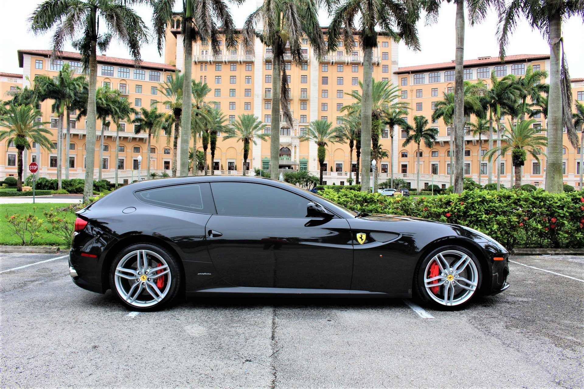 Used 2013 Ferrari FF for sale Sold at The Gables Sports Cars in Miami FL 33146 2