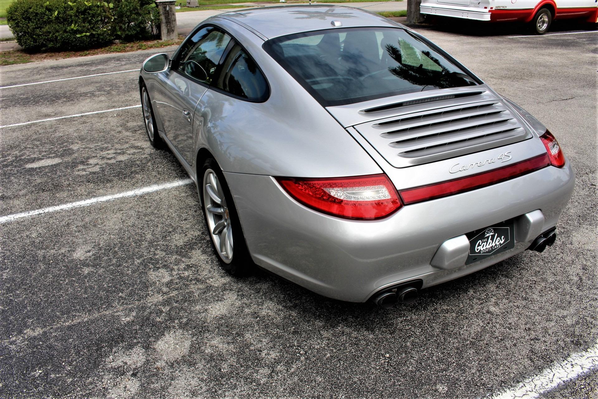 Used 2009 Porsche 911 Carrera 4S for sale $68,850 at The Gables Sports Cars in Miami FL 33146 3
