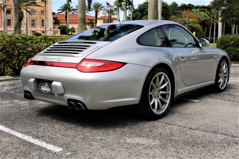 Used 2009 Porsche 911 Carrera 4S for sale $68,850 at The Gables Sports Cars in Miami FL