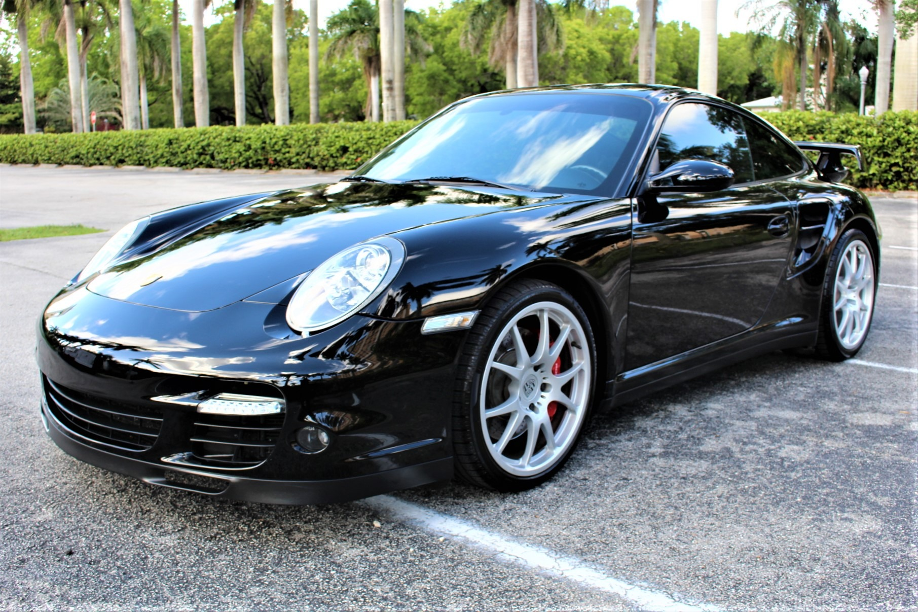 Used 2007 Porsche 911 Turbo for sale Sold at The Gables Sports Cars in Miami FL 33146 3