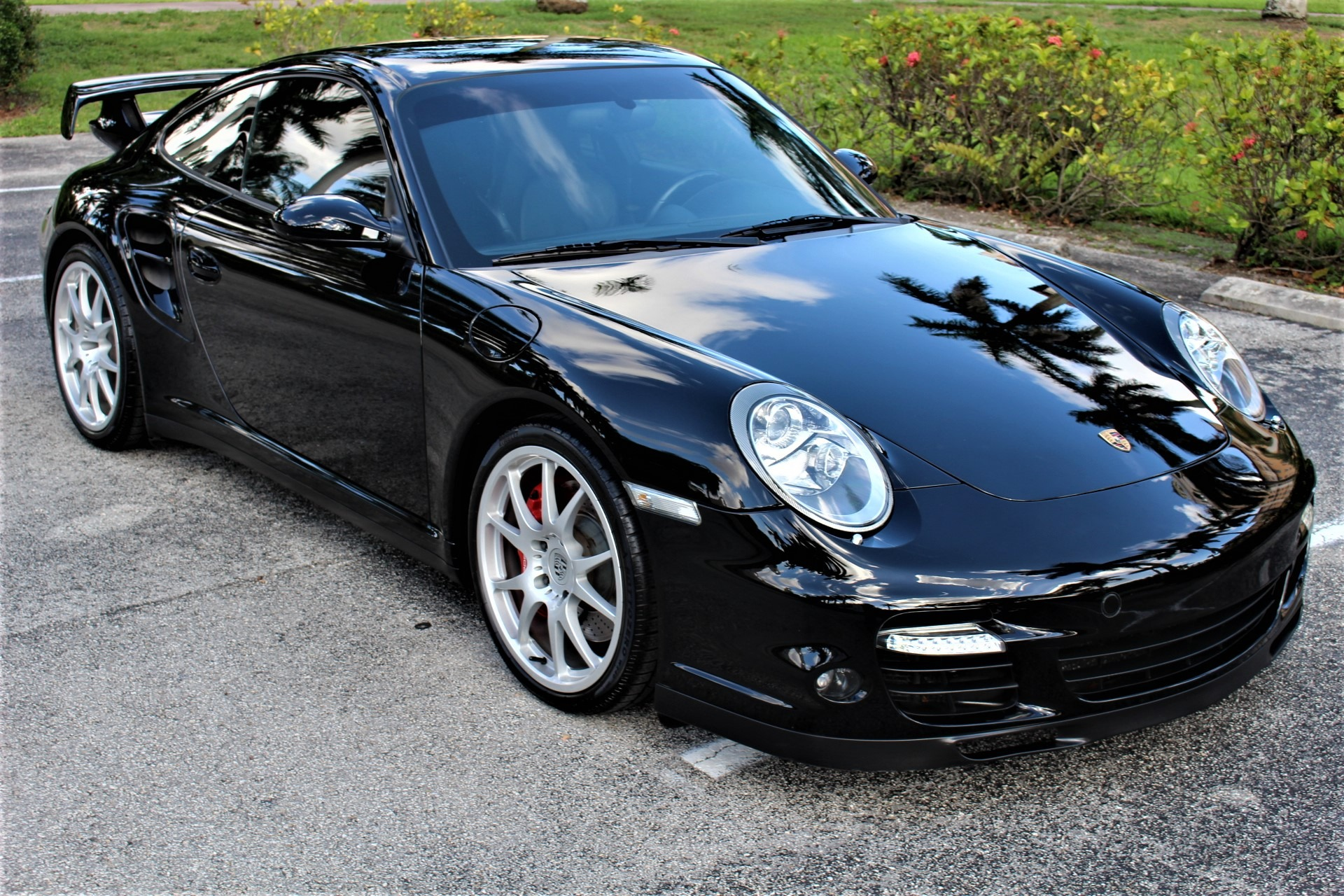 Used 2007 Porsche 911 Turbo for sale Sold at The Gables Sports Cars in Miami FL 33146 4