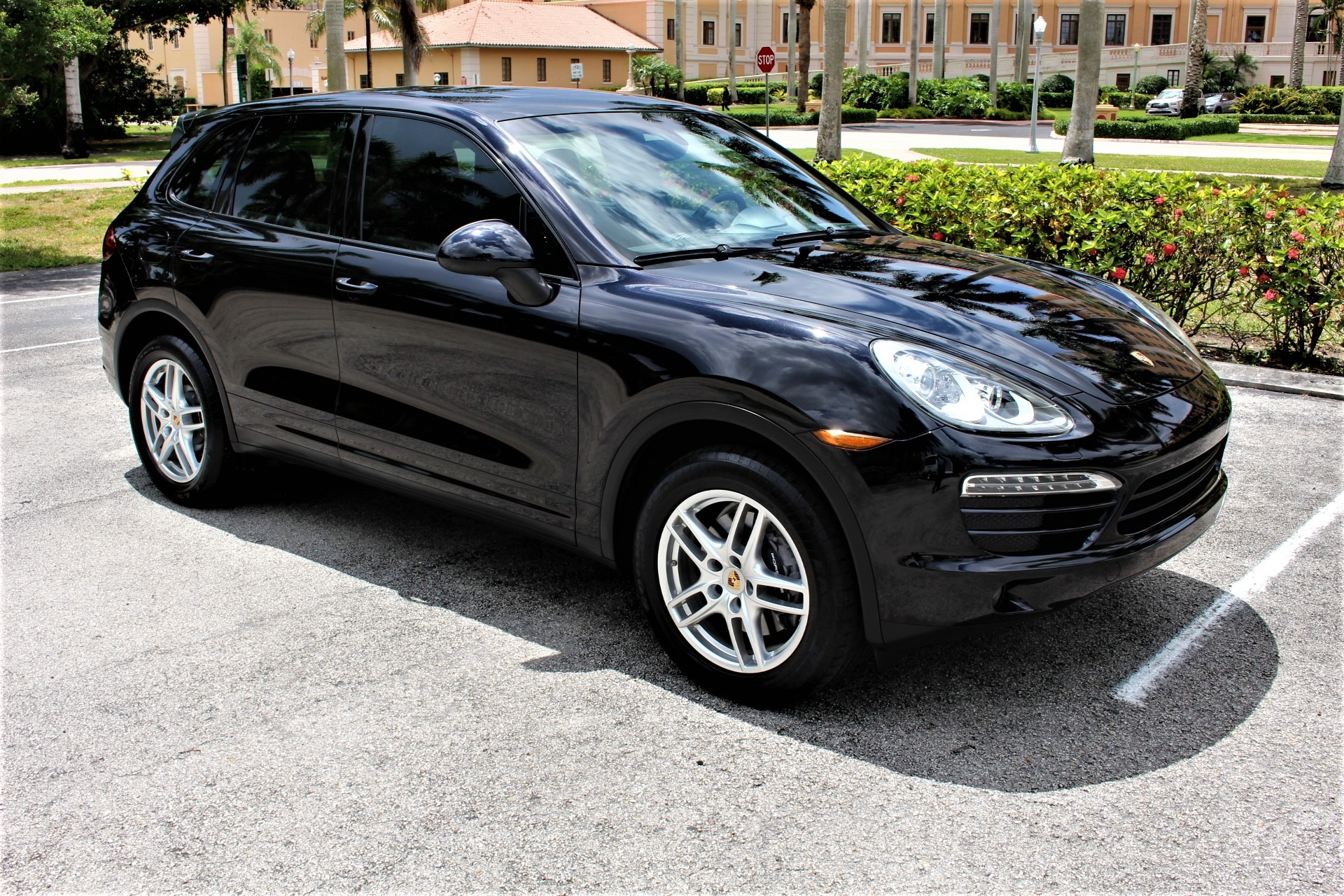 Used 2013 Porsche Cayenne Tiptronic for sale $28,850 at The Gables Sports Cars in Miami FL 33146 4