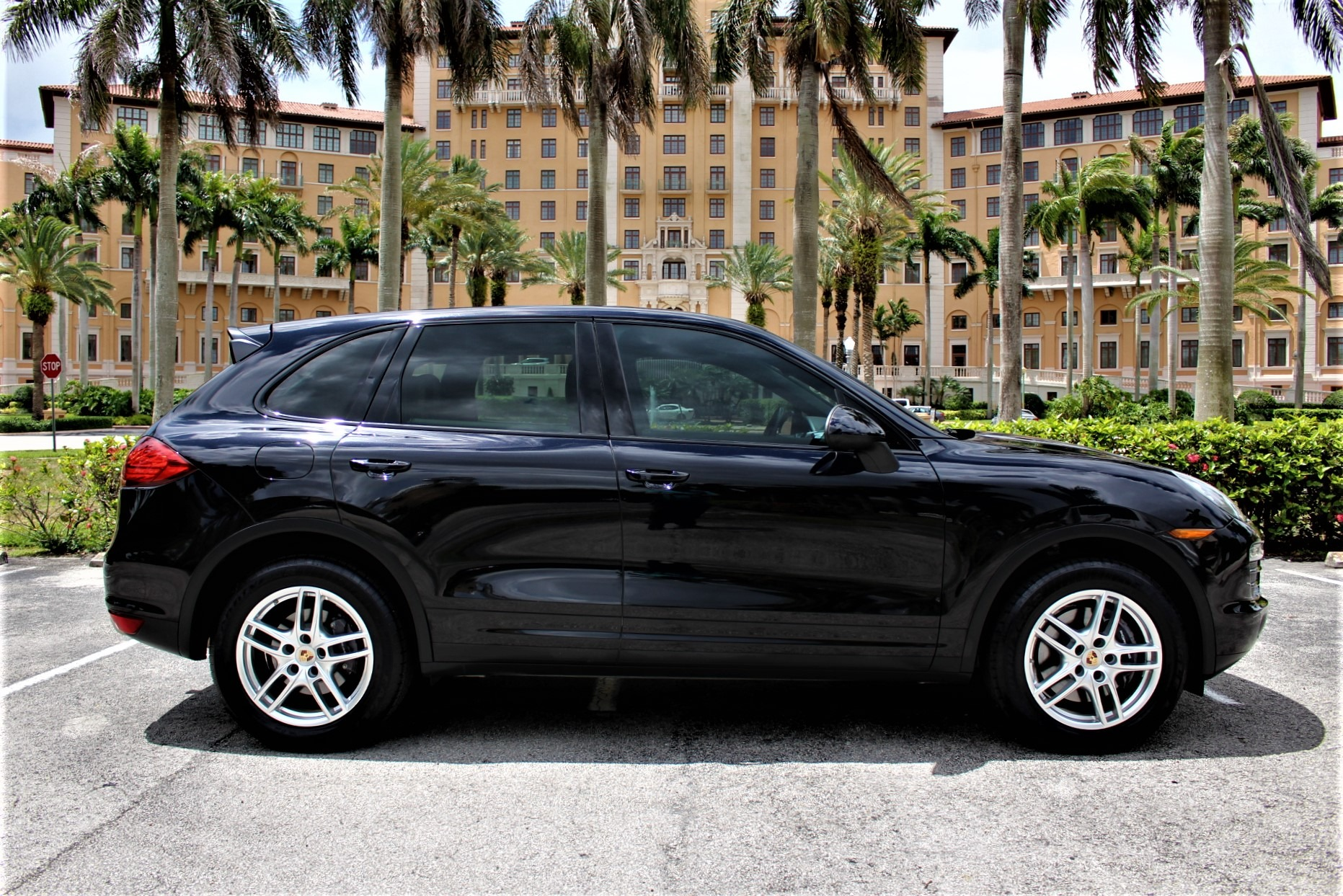 Used 2013 Porsche Cayenne Tiptronic for sale $28,850 at The Gables Sports Cars in Miami FL 33146 1