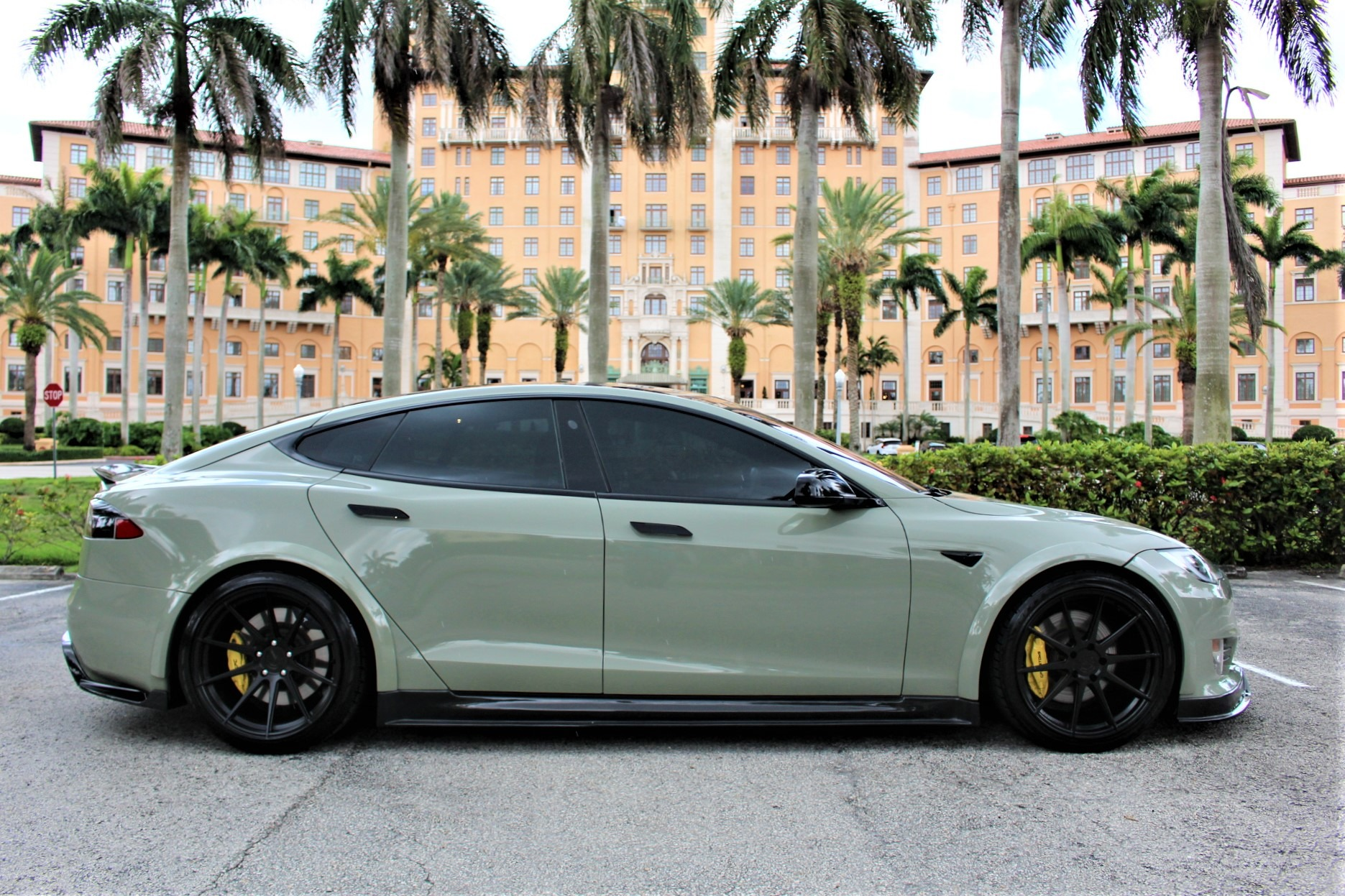 Used 2018 Tesla Model S P100D for sale $87,850 at The Gables Sports Cars in Miami FL 33146 2