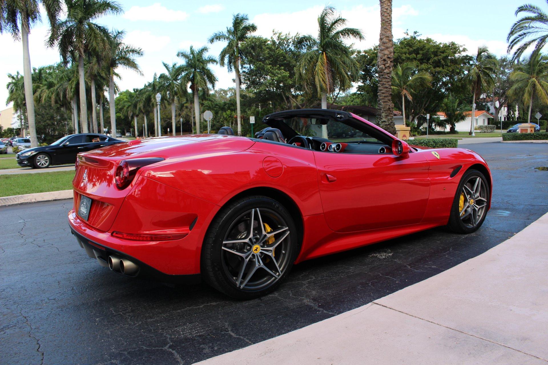 Used 2016 Ferrari California T For Sale ($132,850)   The ...