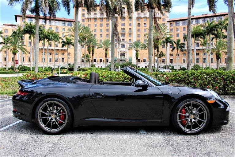 Used 2013 Porsche 911 Carrera S for sale $88,850 at The Gables Sports Cars in Miami FL