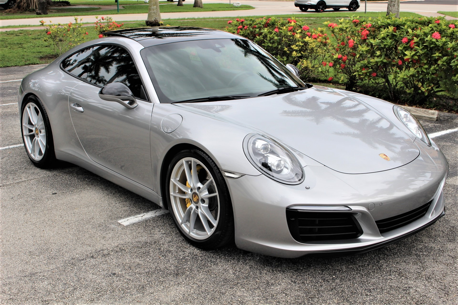 Used 2017 Porsche 911 Carrera for sale $85,850 at The Gables Sports Cars in Miami FL 33146 3