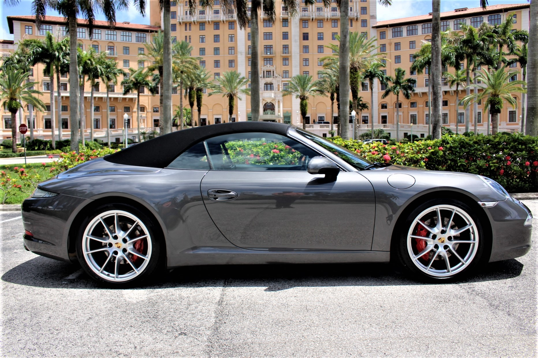 Used 2013 Porsche 911 Carrera S for sale Sold at The Gables Sports Cars in Miami FL 33146 2