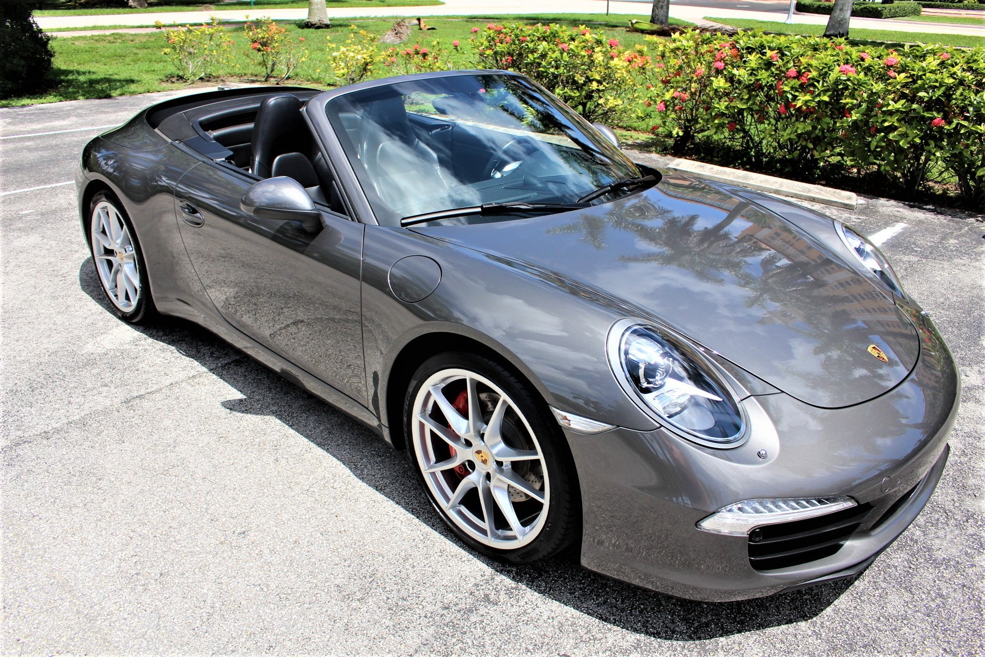 Used 2013 Porsche 911 Carrera S for sale Sold at The Gables Sports Cars in Miami FL 33146 3