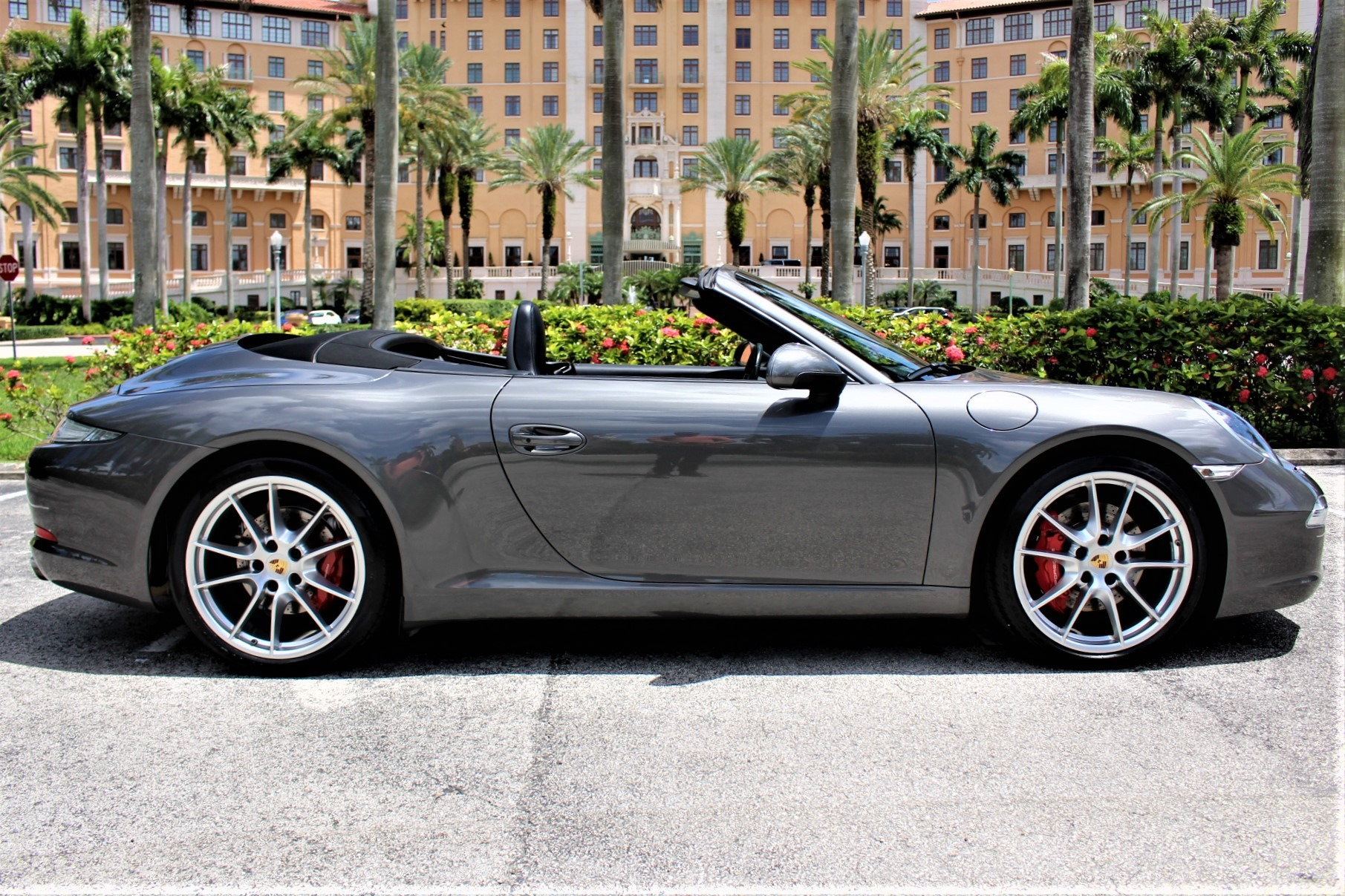 Used 2013 Porsche 911 Carrera S for sale Sold at The Gables Sports Cars in Miami FL 33146 1