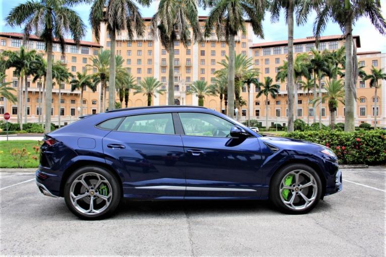 Used 2019 Lamborghini Urus for sale $249,850 at The Gables Sports Cars in Miami FL