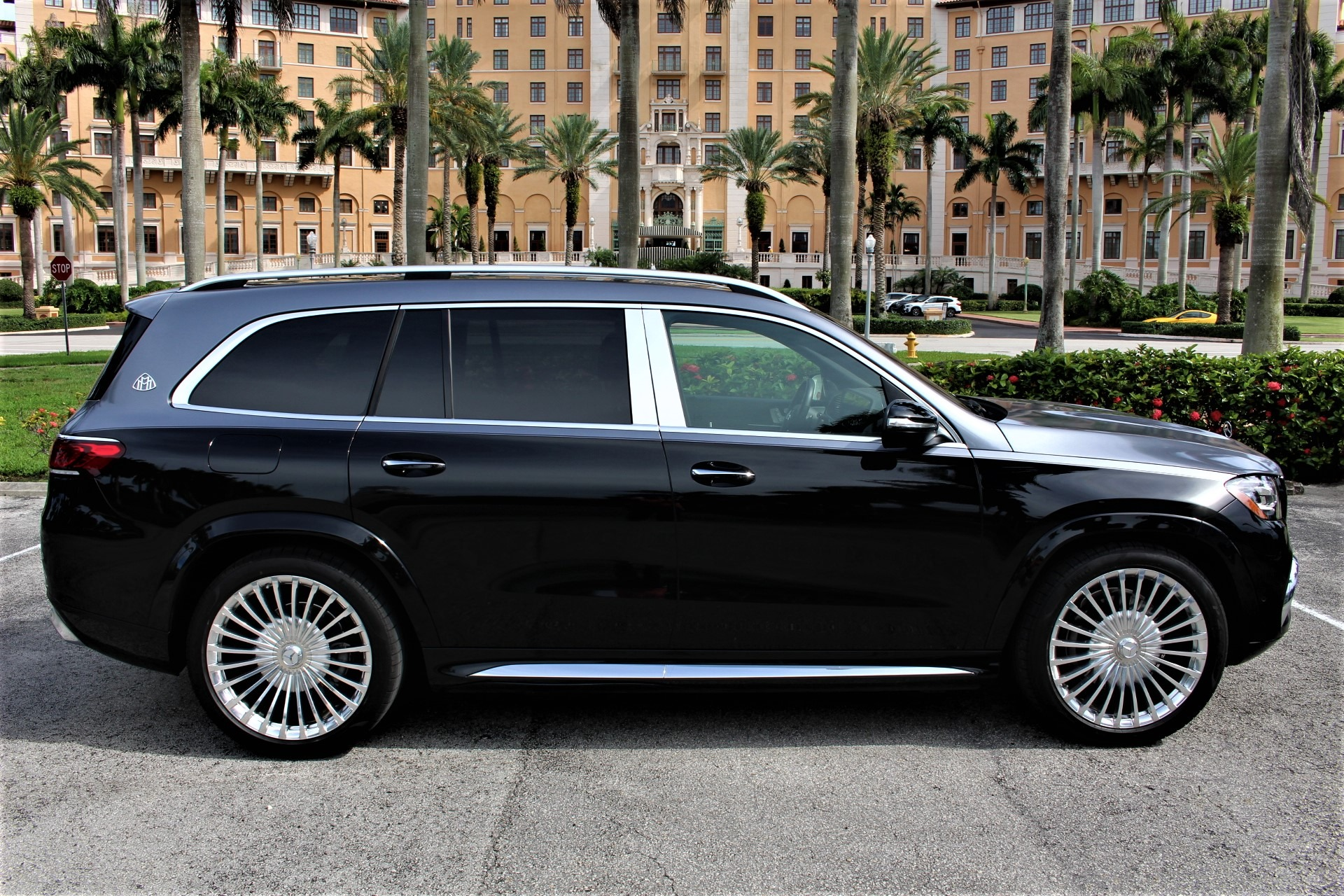 Used 2021 Mercedes-Benz GLS Mercedes-Maybach GLS 600 4MATIC for sale $234,850 at The Gables Sports Cars in Miami FL 33146 2