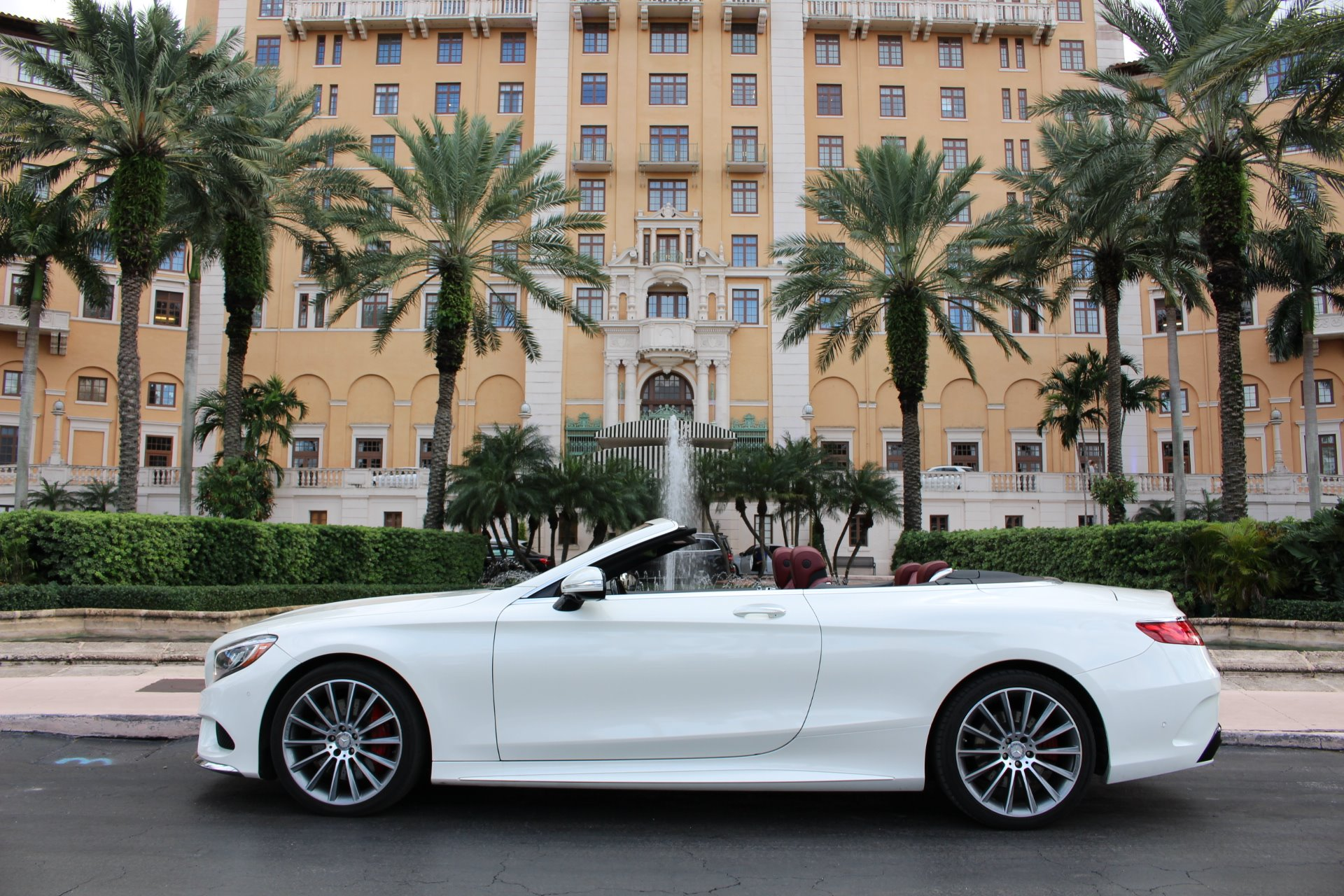 Used 2017 Mercedes-Benz S-Class S 550 for sale Sold at The Gables Sports Cars in Miami FL 33146 2