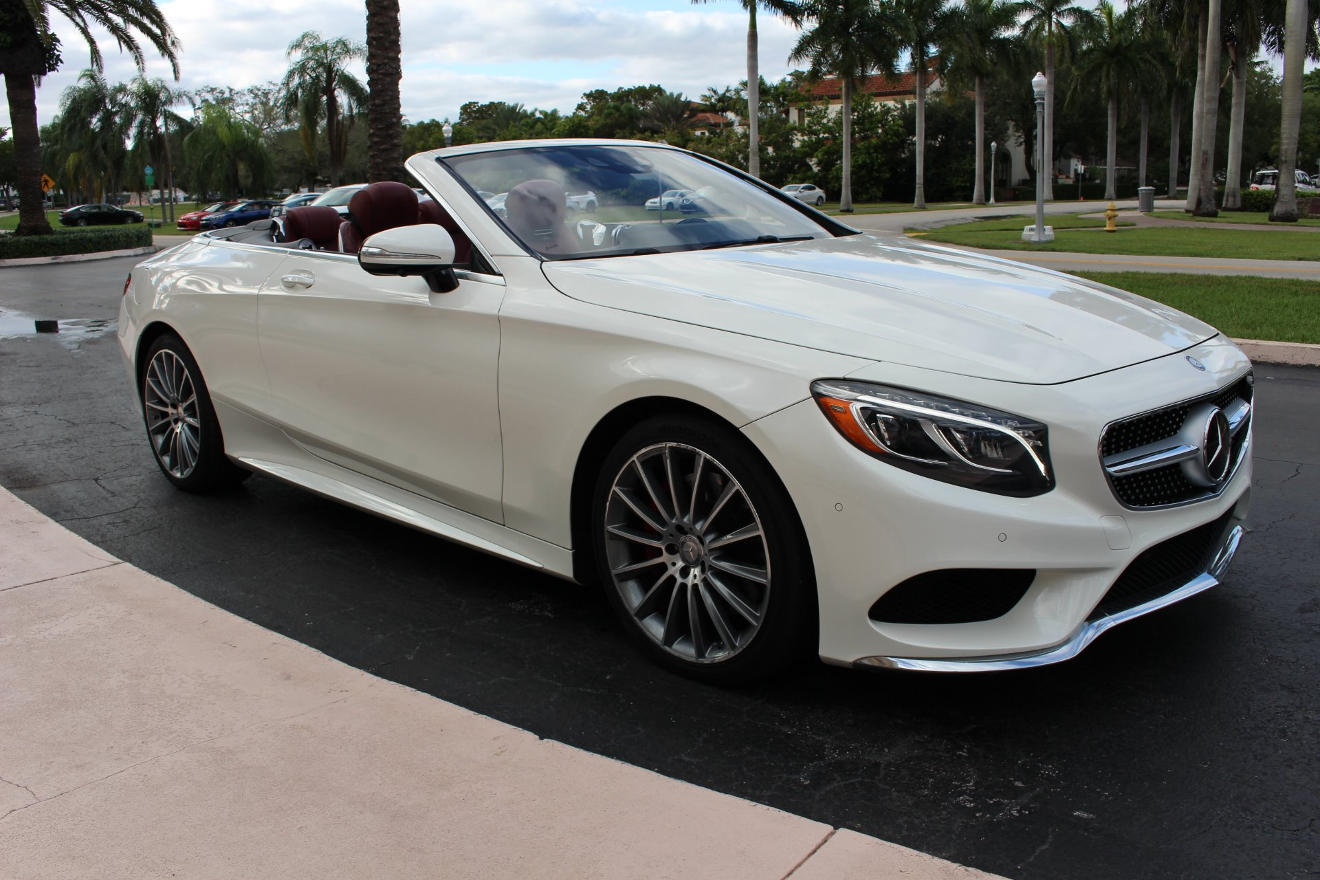 Used 2017 Mercedes-Benz S-Class S 550 for sale Sold at The Gables Sports Cars in Miami FL 33146 4
