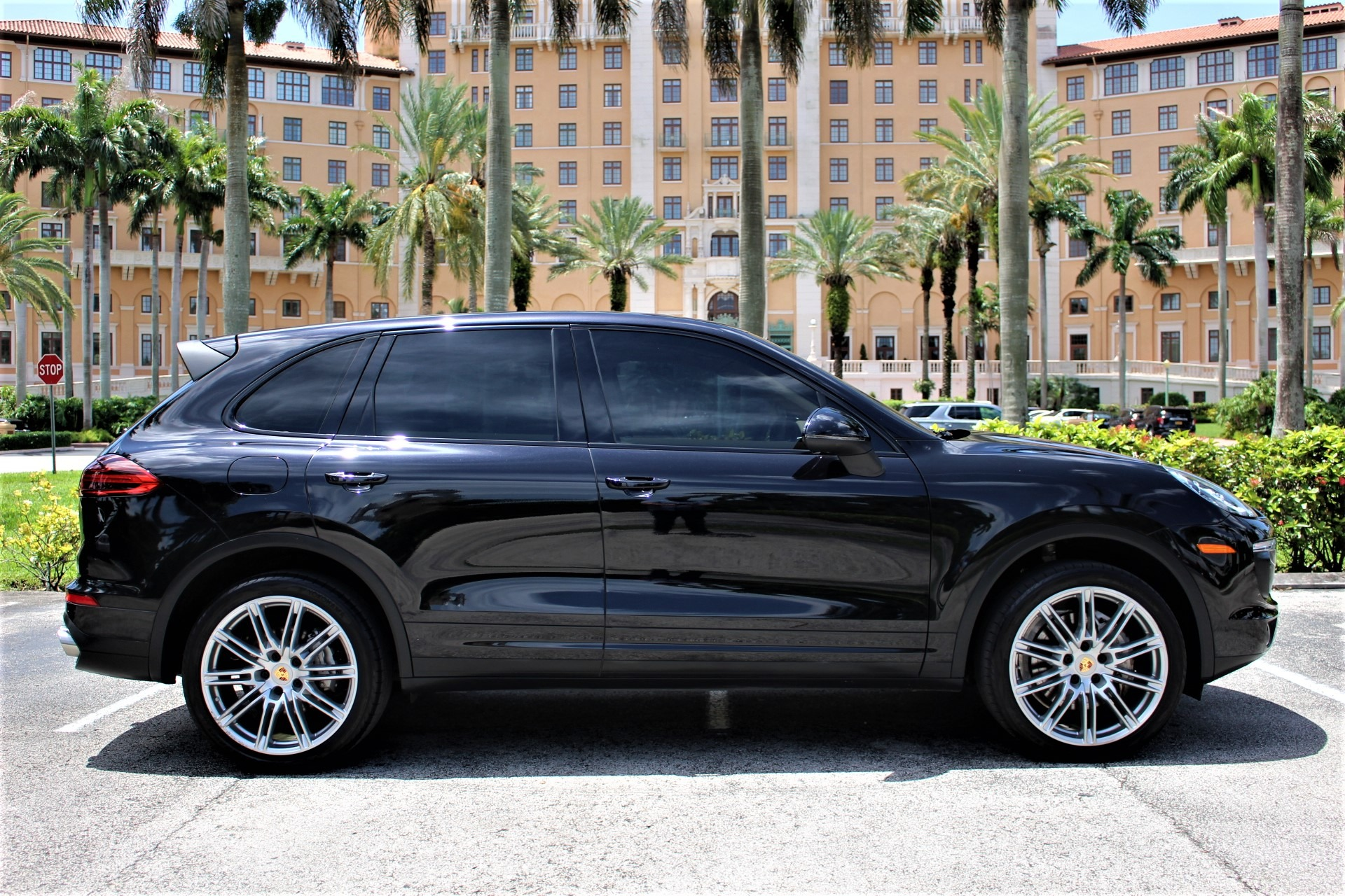 Used 2016 Porsche Cayenne S for sale $43,850 at The Gables Sports Cars in Miami FL 33146 2