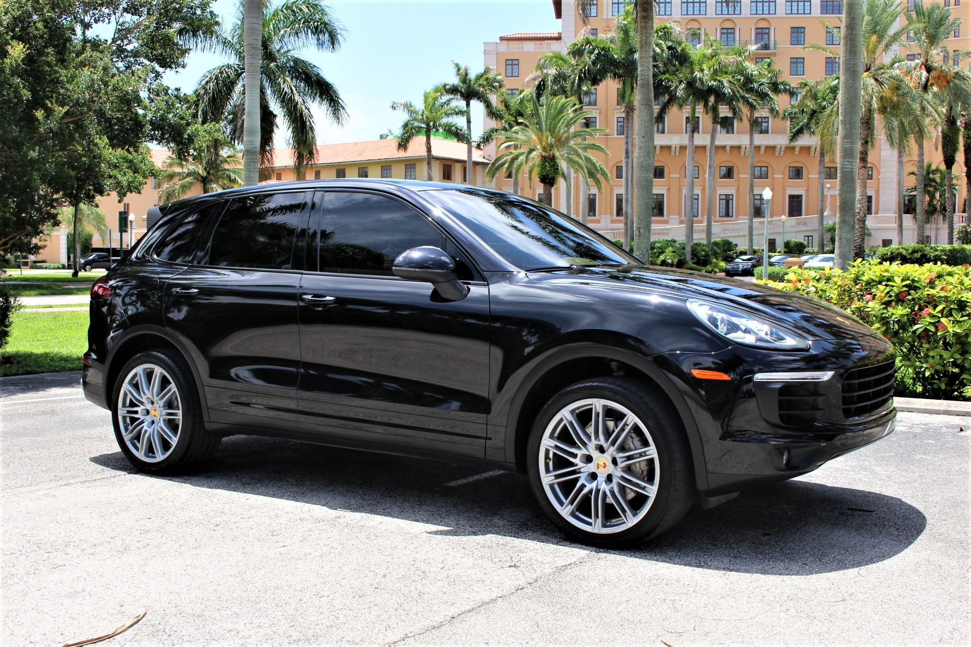 Used 2016 Porsche Cayenne S for sale $43,850 at The Gables Sports Cars in Miami FL 33146 3