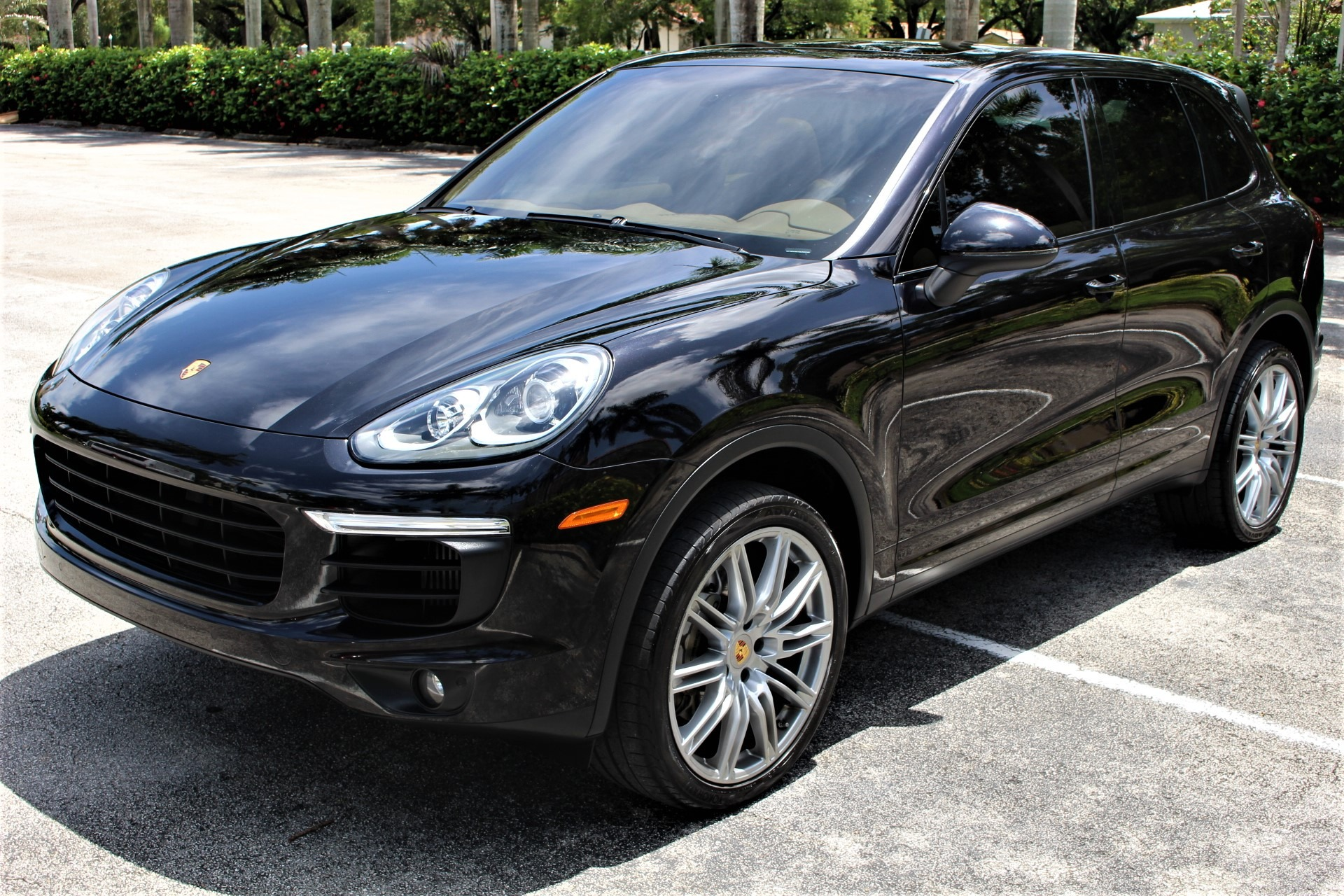 Used 2016 Porsche Cayenne S for sale $43,850 at The Gables Sports Cars in Miami FL 33146 4