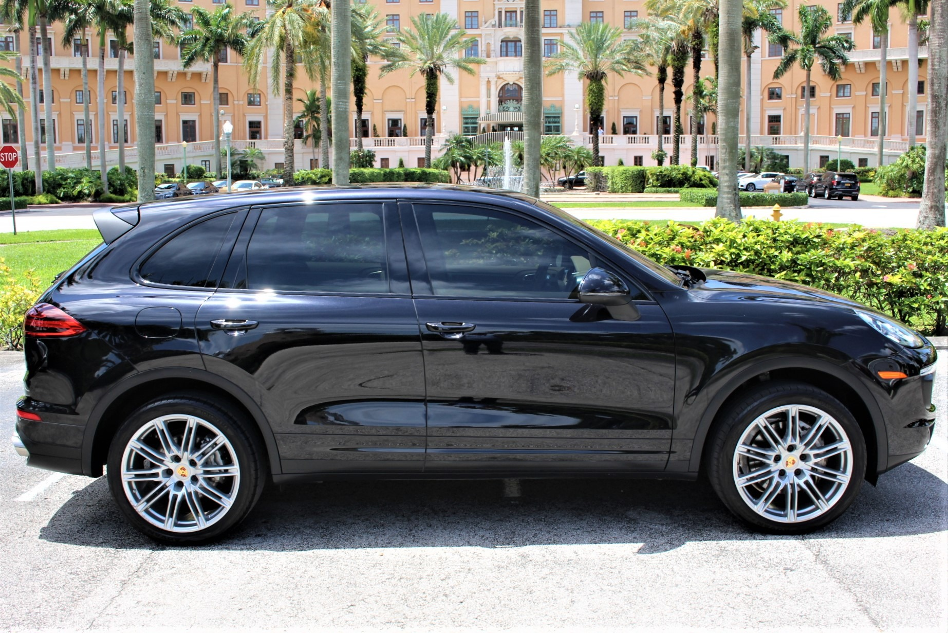 Used 2016 Porsche Cayenne S for sale $43,850 at The Gables Sports Cars in Miami FL 33146 1