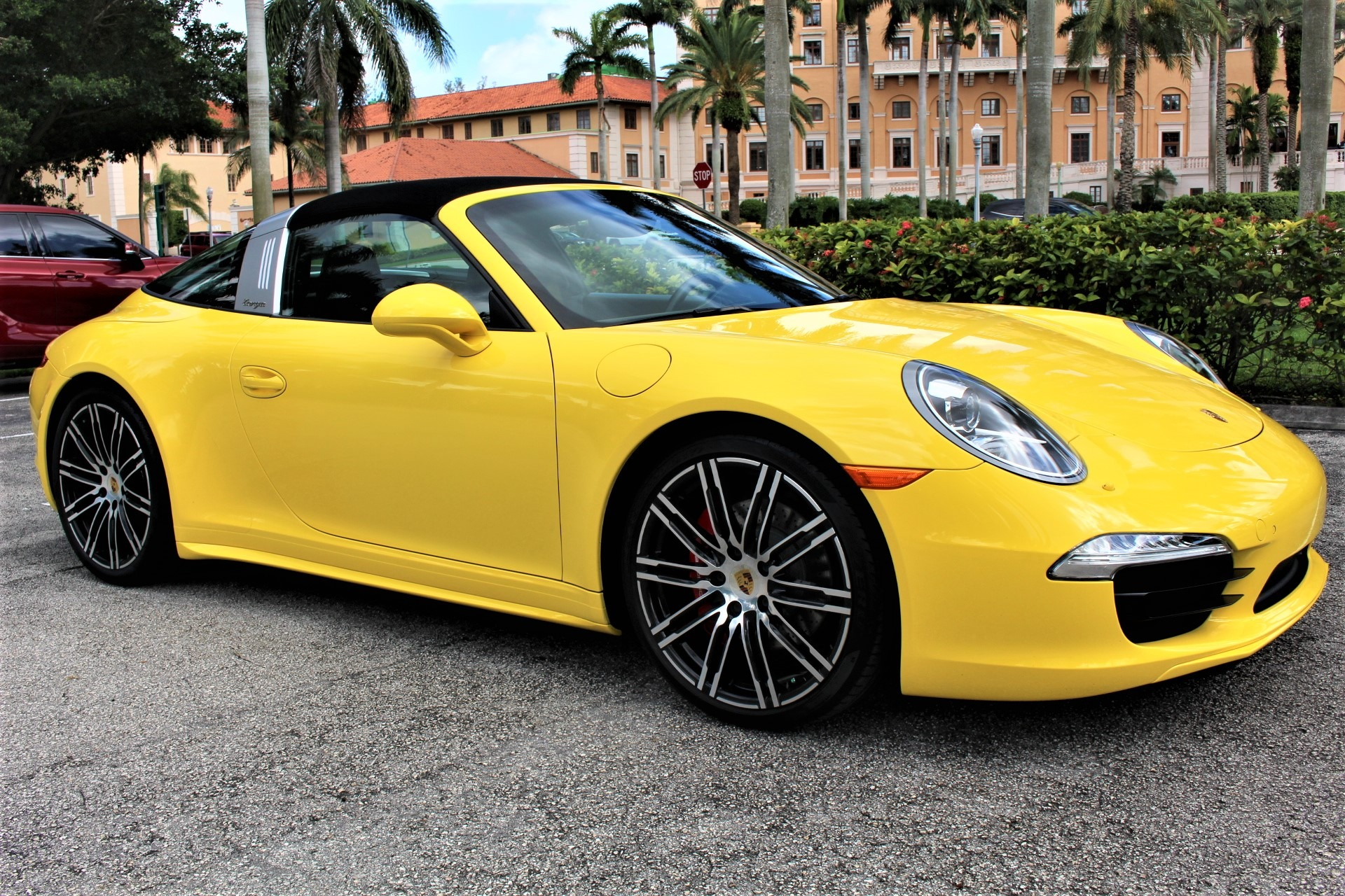 Used 2015 Porsche 911 Targa 4S Exclusive Edition for sale $122,850 at The Gables Sports Cars in Miami FL 33146 3
