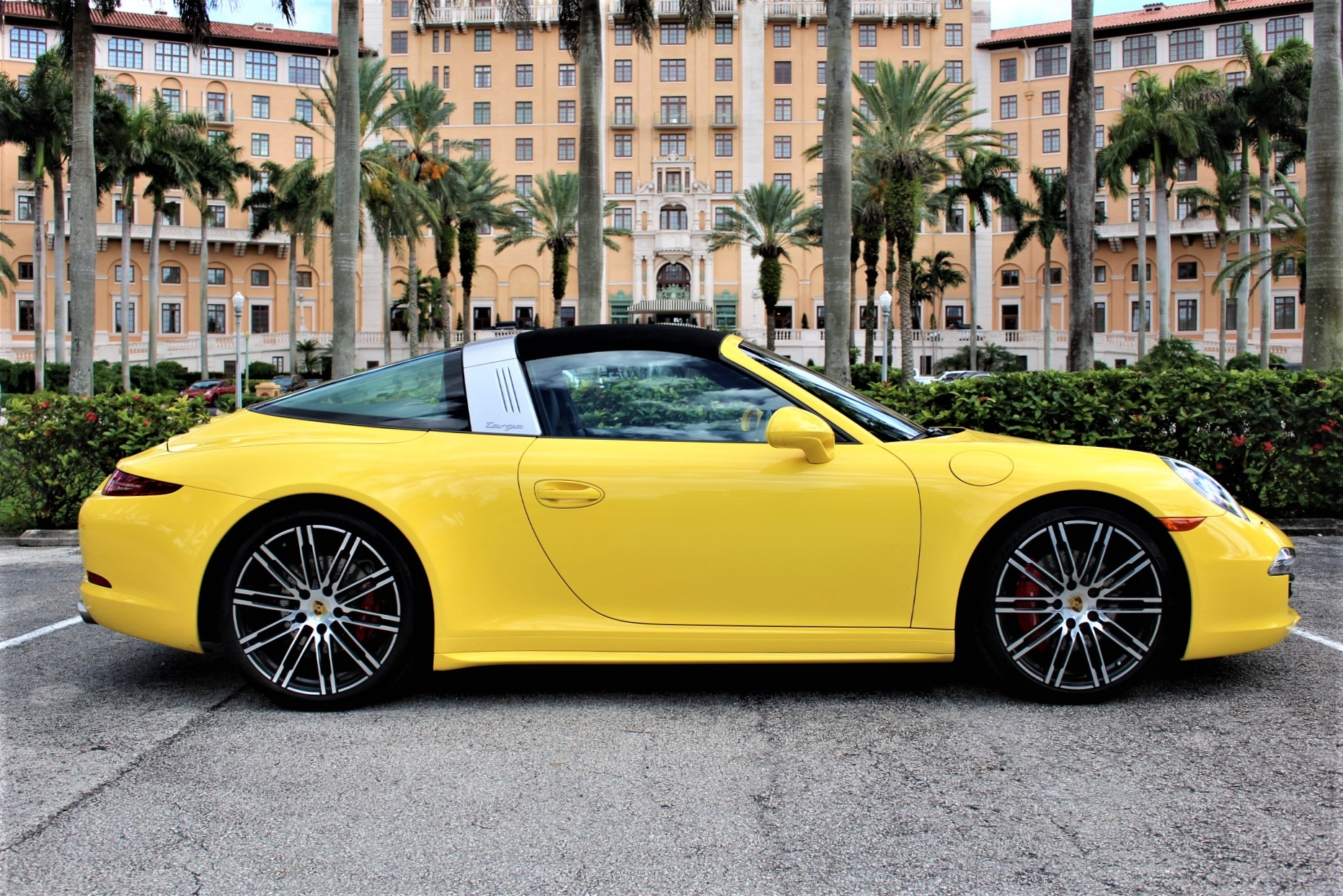 Used 2015 Porsche 911 Targa 4S Exclusive Edition for sale $122,850 at The Gables Sports Cars in Miami FL 33146 4