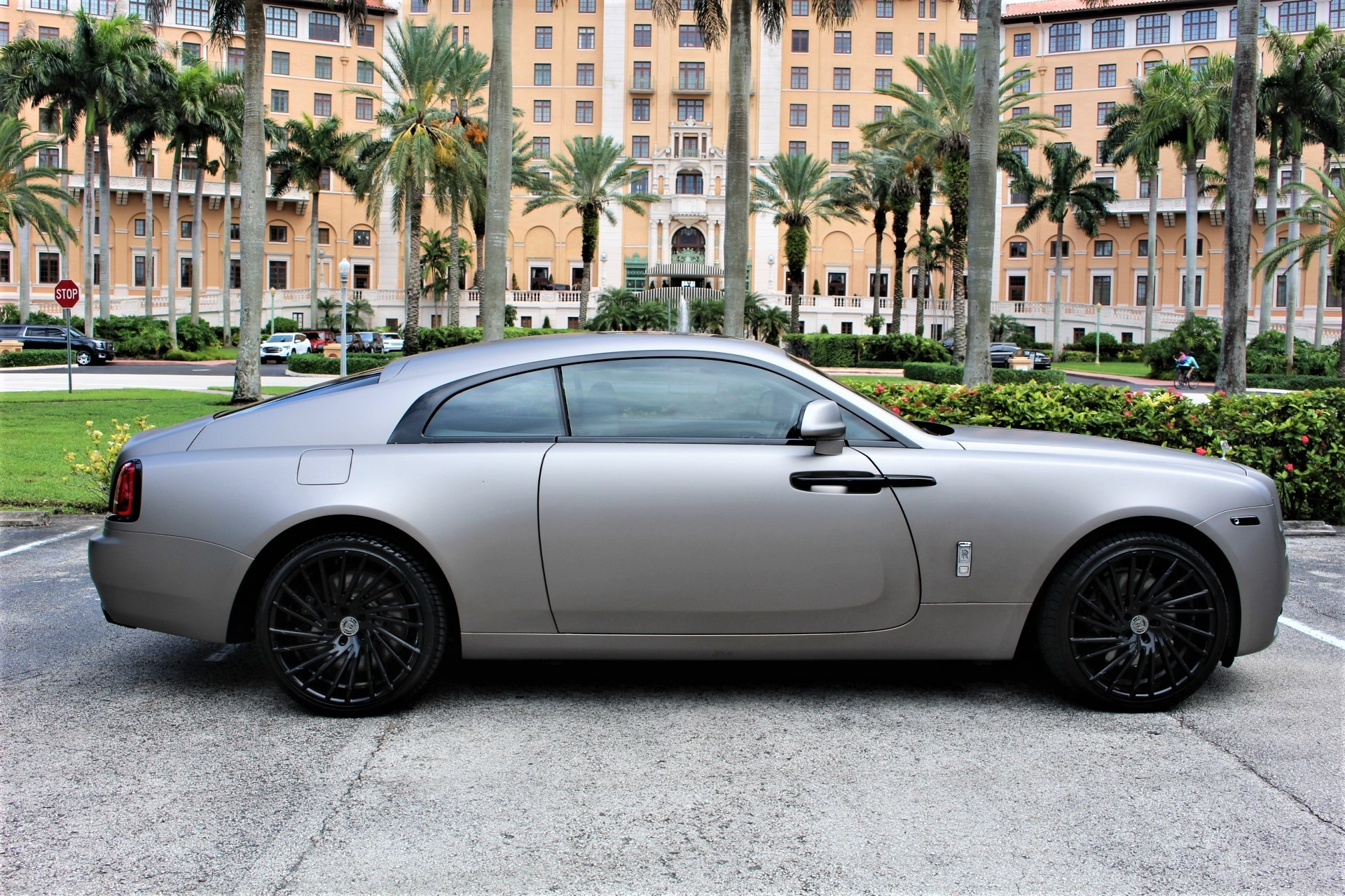 Used 2015 Rolls-Royce Wraith for sale $168,850 at The Gables Sports Cars in Miami FL 33146 2