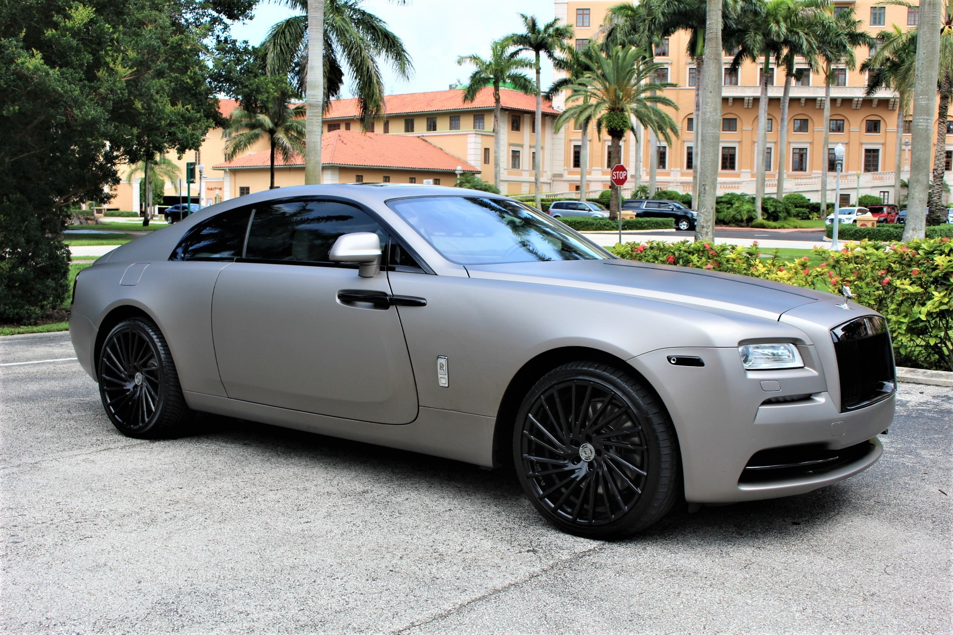 Used 2015 Rolls-Royce Wraith for sale $168,850 at The Gables Sports Cars in Miami FL 33146 3