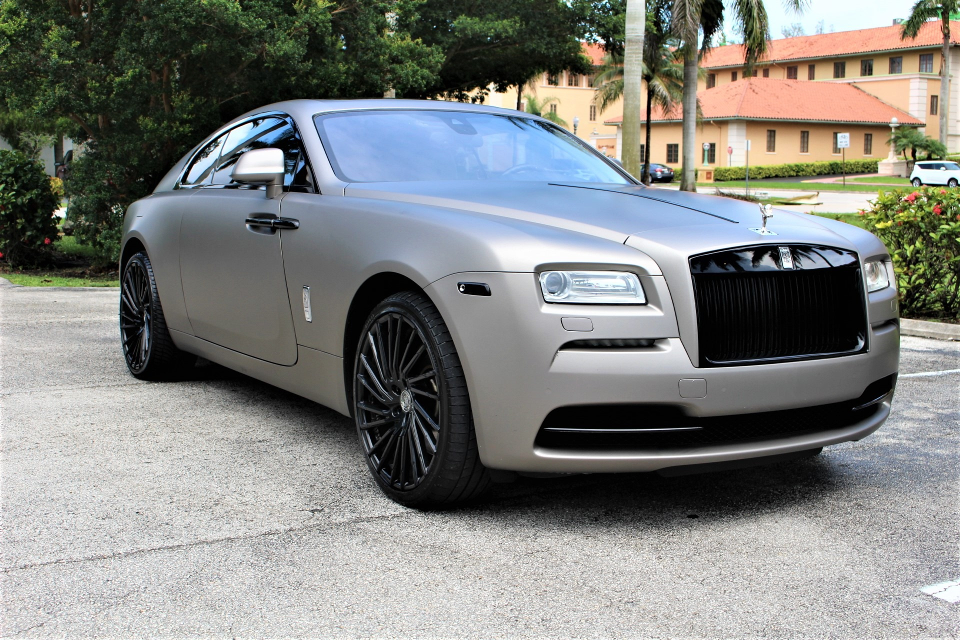 Used 2015 Rolls-Royce Wraith for sale $168,850 at The Gables Sports Cars in Miami FL 33146 4