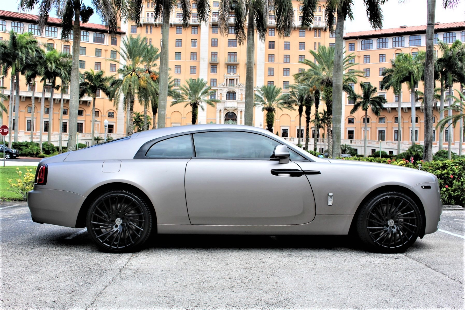 Used 2015 Rolls-Royce Wraith for sale $168,850 at The Gables Sports Cars in Miami FL 33146 1