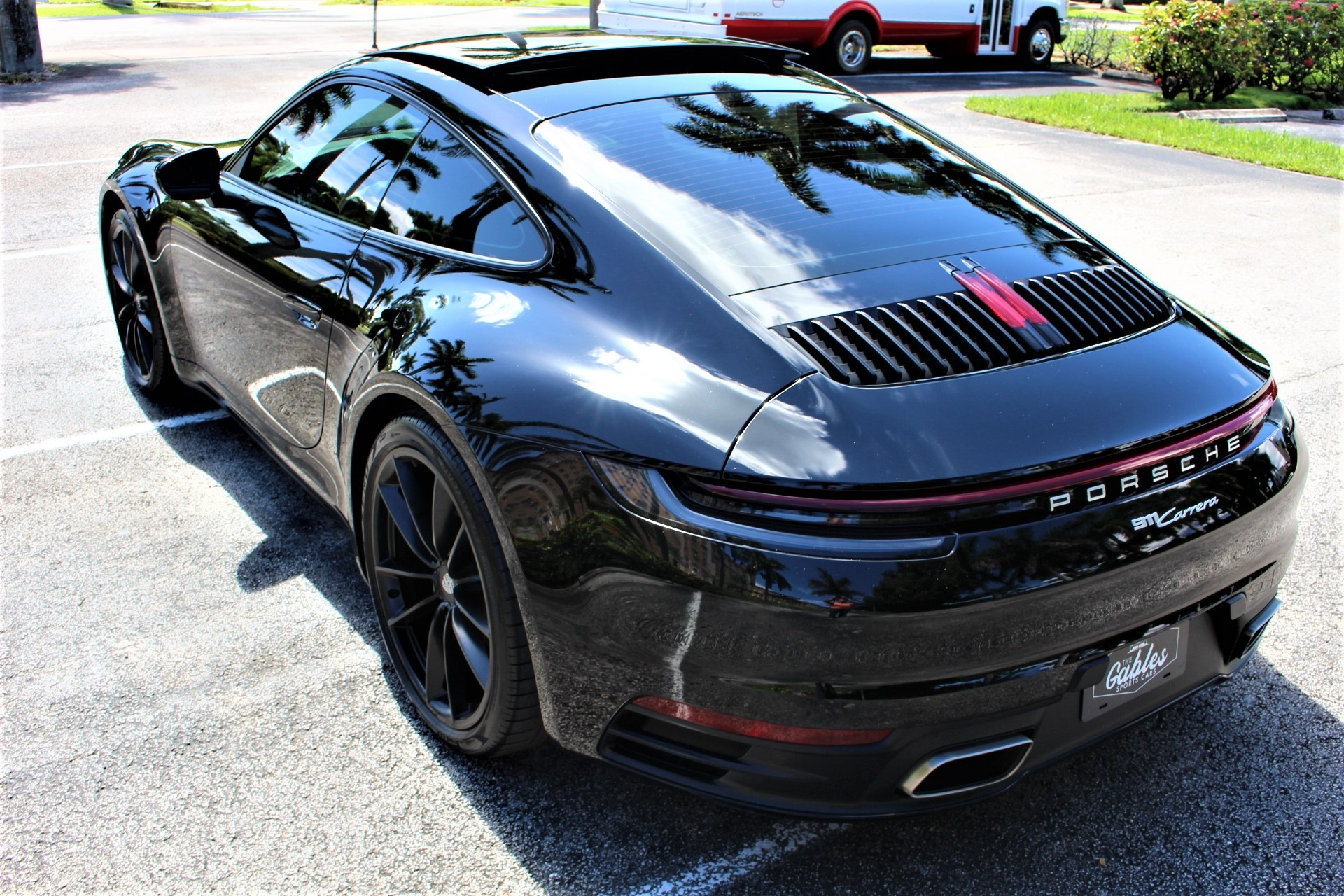 Used 2020 Porsche 911 Carrera for sale Sold at The Gables Sports Cars in Miami FL 33146 2