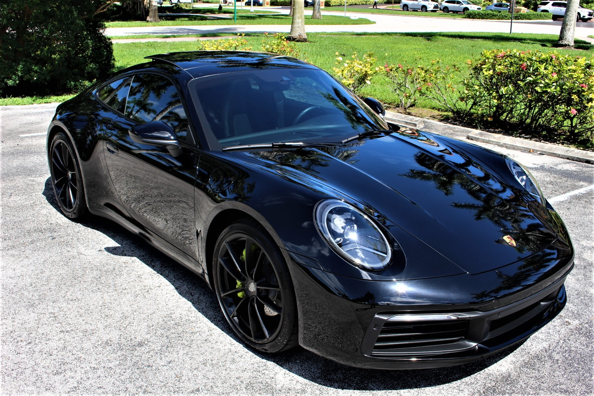 Used 2020 Porsche 911 Carrera for sale Sold at The Gables Sports Cars in Miami FL 33146 4
