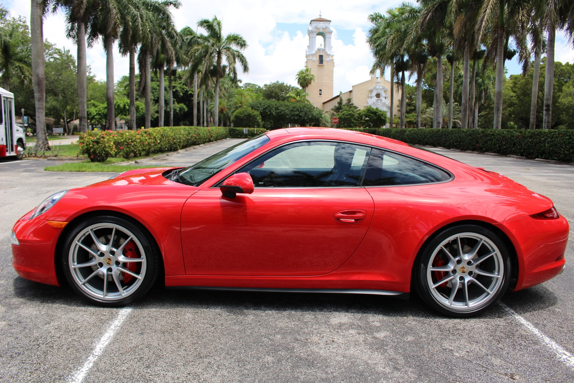 Used 2014 Porsche 911 Carrera 4S for sale Sold at The Gables Sports Cars in Miami FL 33146 3