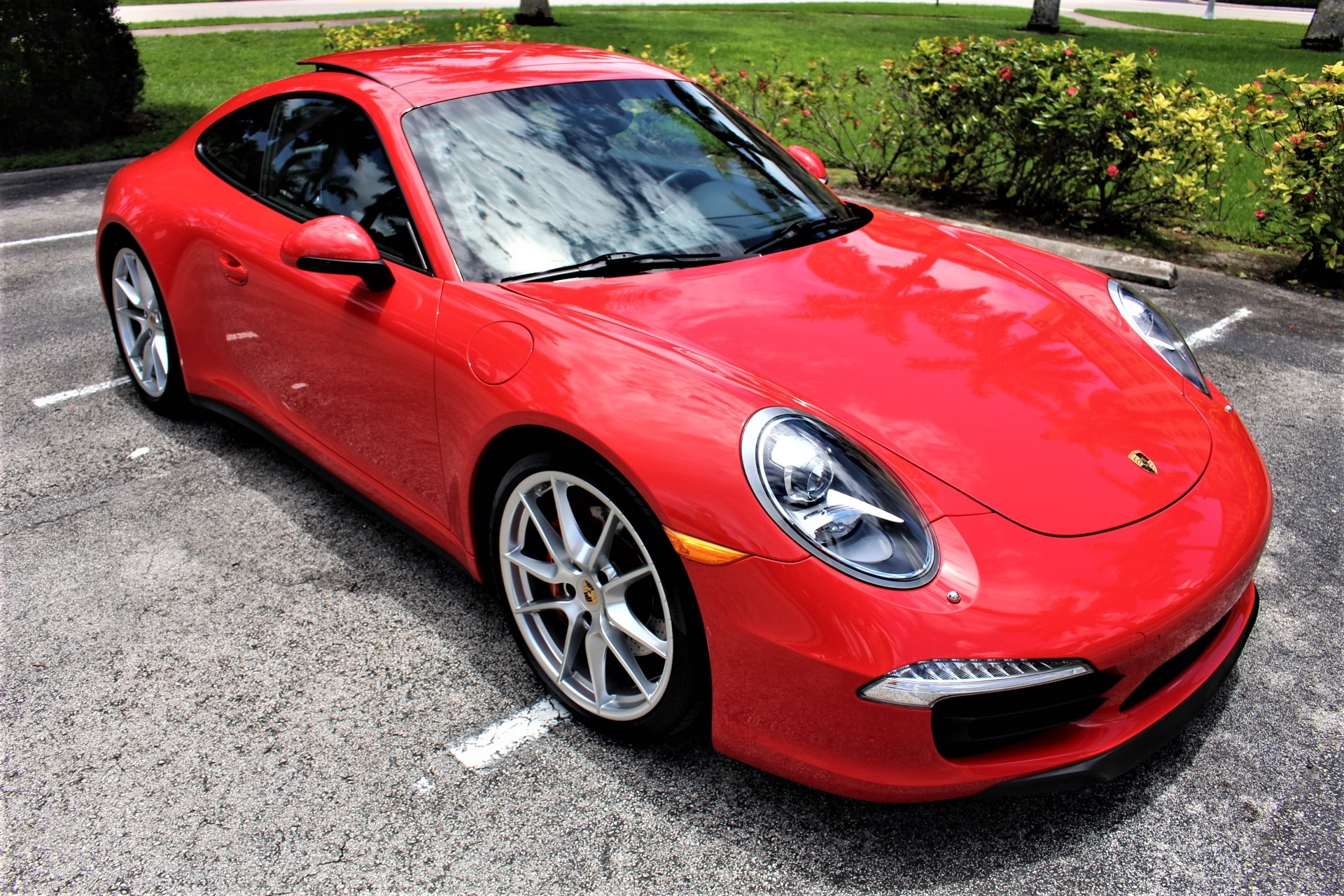 Used 2014 Porsche 911 Carrera 4S for sale Sold at The Gables Sports Cars in Miami FL 33146 4