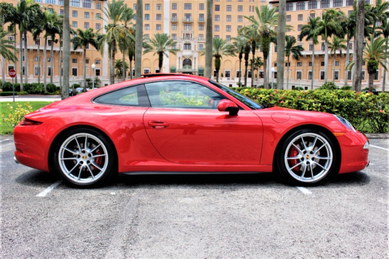 Used 2014 Porsche 911 Carrera 4S for sale $86,850 at The Gables Sports Cars in Miami FL